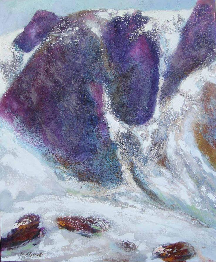 Beautiful acrylic paintings from the norwegian contemporary artist Berit Bjørseth. To see more and order, go to http://artbyhand.no/butikk/billedkunst/berit-bjorseth