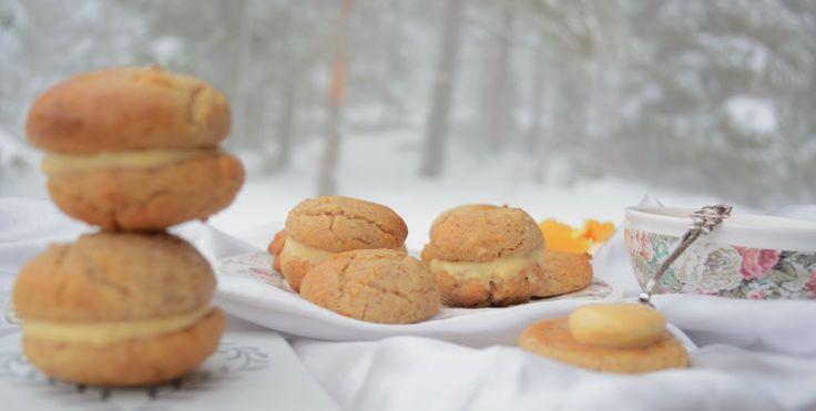Troll a konyhámban: Narancskrémes mandulás keksz - paleo