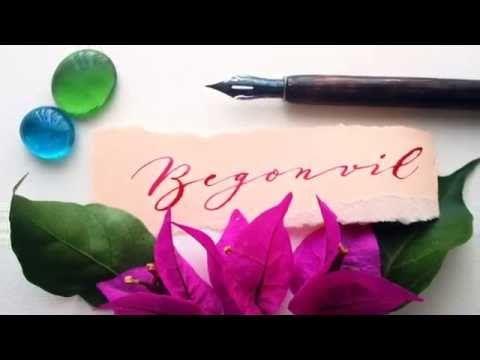 Bodrum için kaligrafi - YouTube #davetiyeyazı #davetiye #yazı #type #kaligrafi #calligraphy