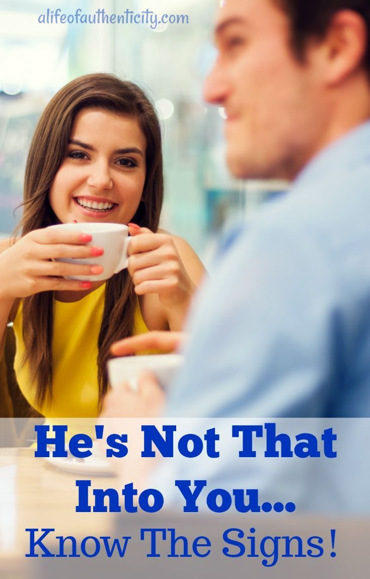Signs That He's Not Interested In Dating You | Life | Funny