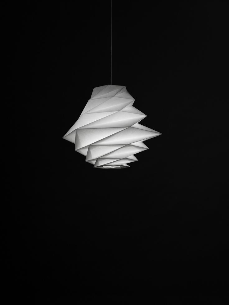Fukurou  http://www.artemide.net/in-ei/    Photo by Hiroshi Iwasaki  © Miyake Design Studio 2012