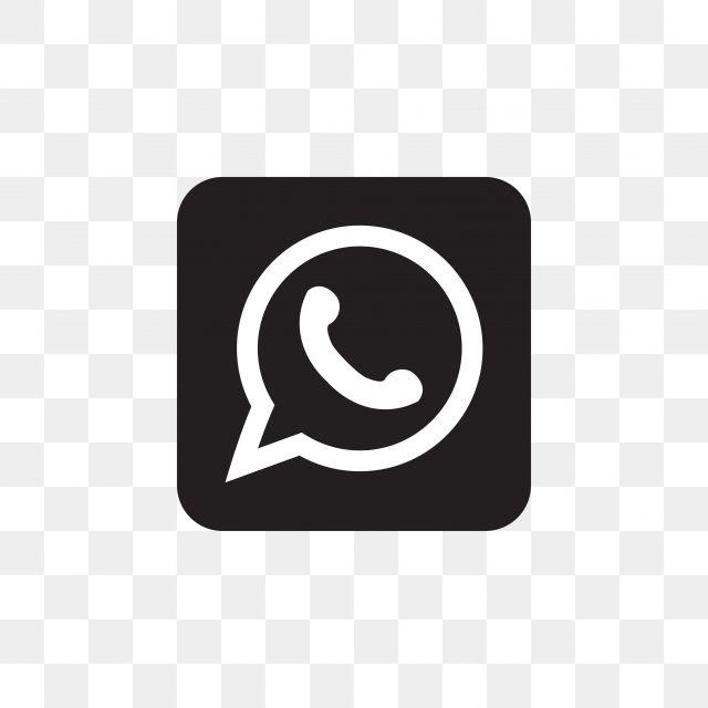 Whatsapp Social Media Icon Design Template Vector Whatsapp Icon