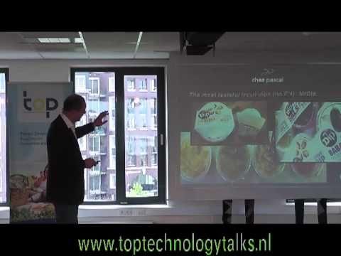 Top Technology Talks mei 2012 - Chez Pascal b.v. en PATS