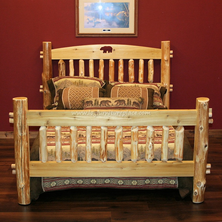 Find This Pin And More On Cedar Wood Beds