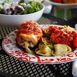 Chicken Involtini with Prosciutto and Basil - Delicious grilled ...