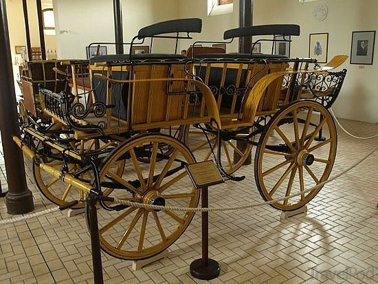 Coach Museum - Hungarian Hunting Coach by TravelPod Member Eundel ...