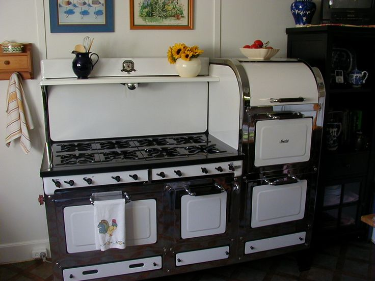beautiful and wishing it were mine magic chef circa with eight burners two ovens and chrome trim - Magic Chef Oven