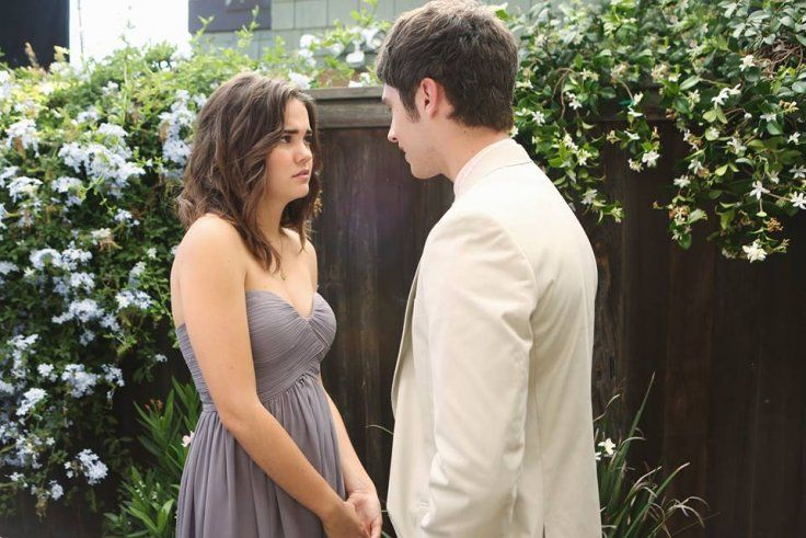 Brandon and Callie The Fosters | The Fosters season 3: Brendon and Callie's trip to Mexico may rekindle ...