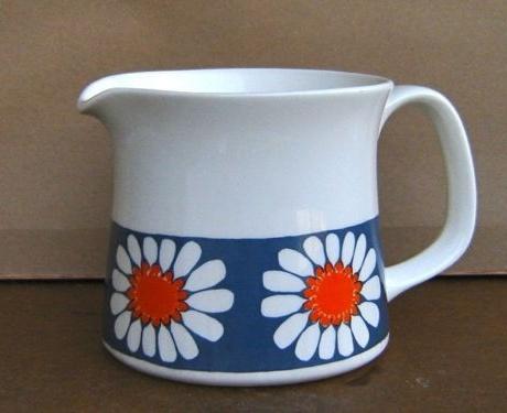 Figgjo Flint Turi Daisy small milk jug
