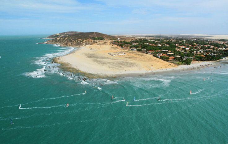 Jericoacoara Ceara   Praia de Jericoacoara, localizada na cidade de Jijoca, a 284 ...
