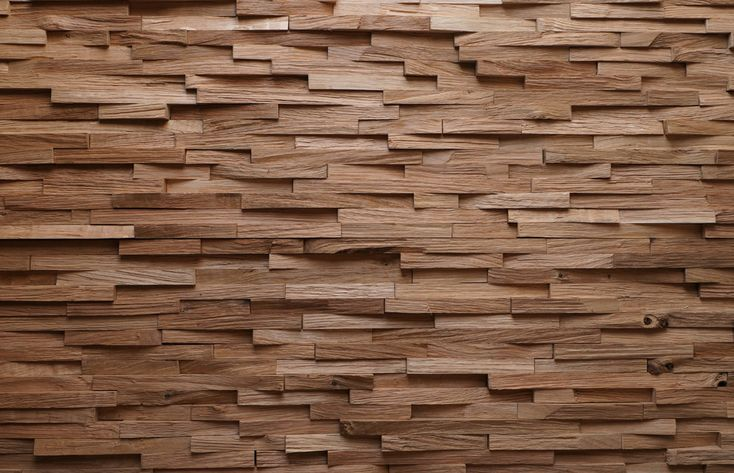 Wall - Oak Cleaved