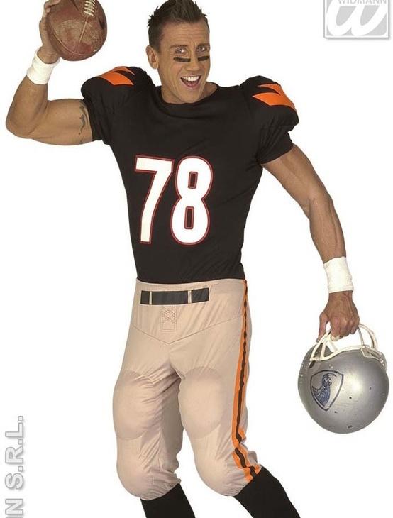 Déguisement joueur de football américain / American football player costume