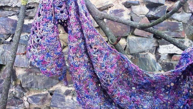 uháčkuj si vzory: © midsomerský útes