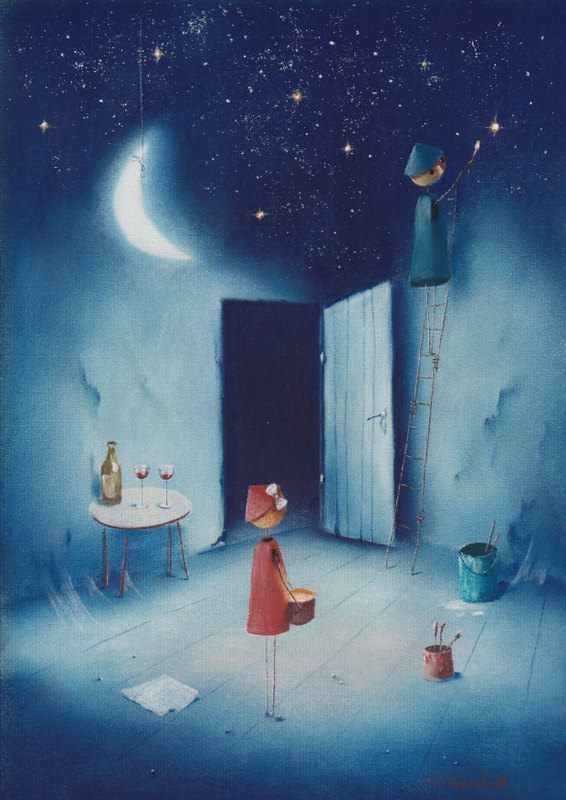 Illustration by Dariusz Twardoch