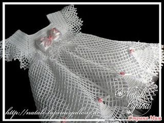 Croche pro Bebe: Vestidinhos de croche infantil, achados na net,lindos de +