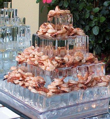Ice sculpture toronto wedding bands