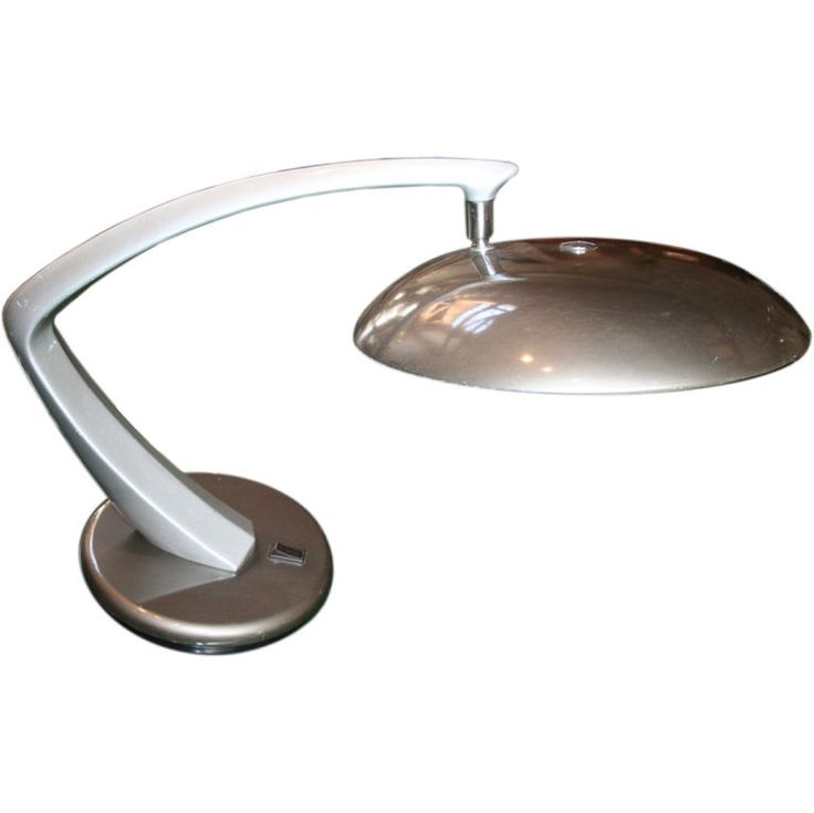 60's Spanish Desk Lamp by Fase