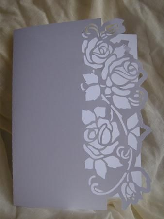 BORDER EDGE CARD 31 on Craftsuprint designed by Clive Couter - gsd files