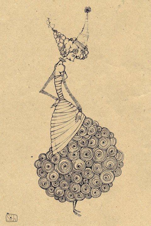 32 best Illustration images on Pinterest | Art drawings, Art ...