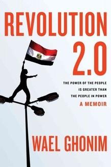 Wael Ghonim: Creating A 'Revolution 2.0' In Egypt: http://www.npr.org/2012/02/09/146636605/wael-ghonim-creating-a-revolution-2-0-in-egypt