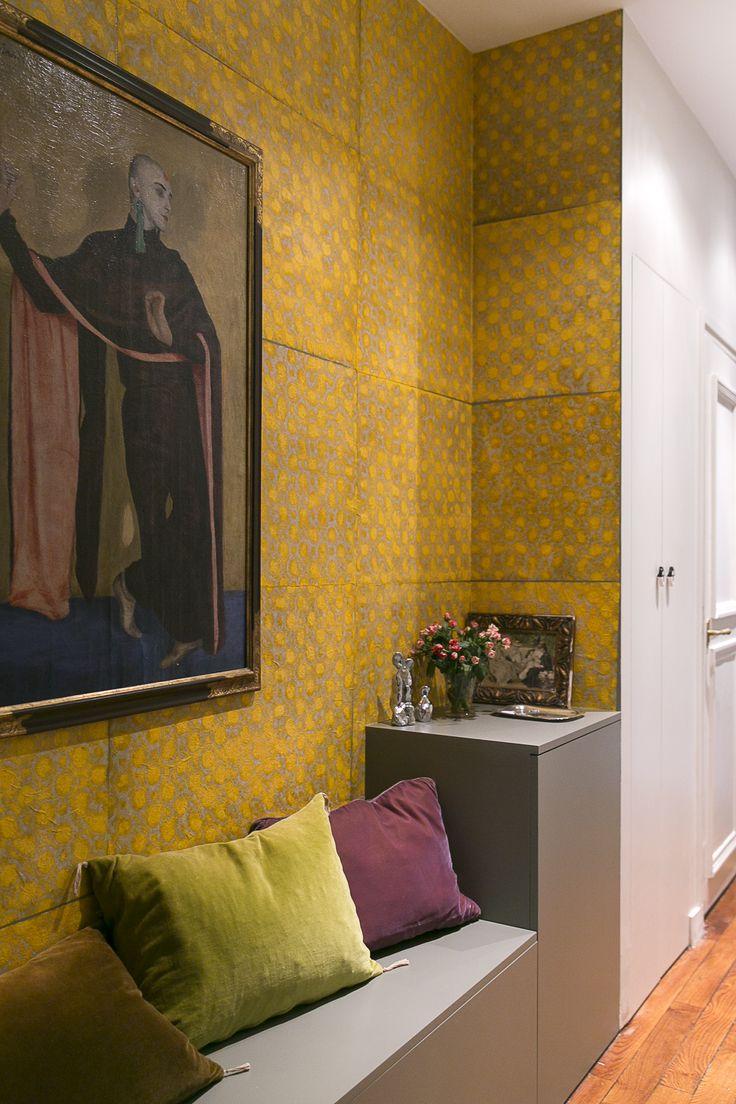 ... / Interni colorati su Pinterest  Pareti grigie, Grigio e Scuro