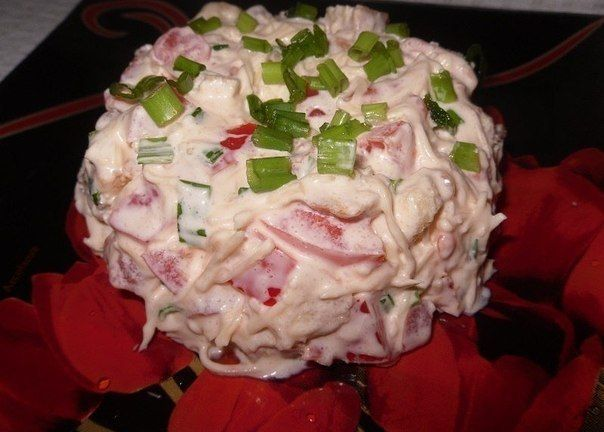 Топ-10 самых быстрых салатов . Пошаговые рецепты для Вас на портале «Люблю готовить» - lovecook.me