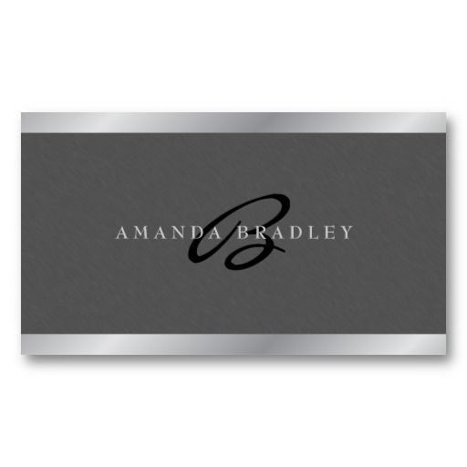 Fashion Designer Business Cards