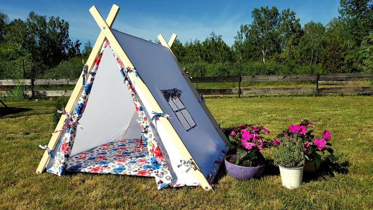 play tent Lucky Kids / namiot dla dzieci