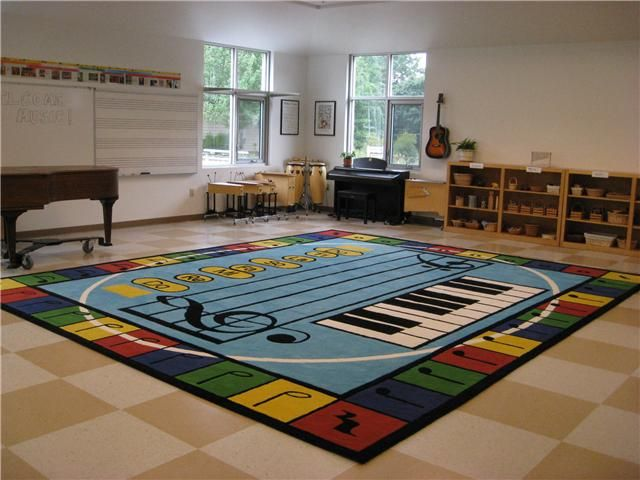 Classroom Decor Rugs ~ Music rug for classroom roselawnlutheran
