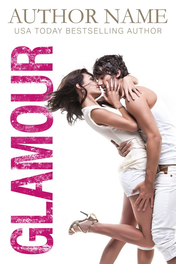 Glamour - Premade Book Cover for romance by Angela Haddon Book cover Design. A sexy, sassy premade book cover for contemporary romance. #bookcover #bookcovers #premadecover #premadebookcover #indieauthor #indiepub #indiepublishing #selfpub #amwriting #author #writer #authorpreneur #bookmarketing #bookdesign #bookcoverdesign #bookdesigner #bookcoverdesigner #graphicdesigner #booksales #epub #kindle #sexy #glamour #glamourcouple #romance #romancecover #contemporaryromance #coupleinwhite
