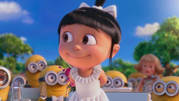 Cute Girl Cartoon Characters 10