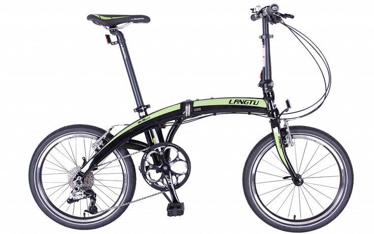 Велосипед Складной велосипед LANGTU KW 029 – Складные велосипеды – LANGTUbike.ru
