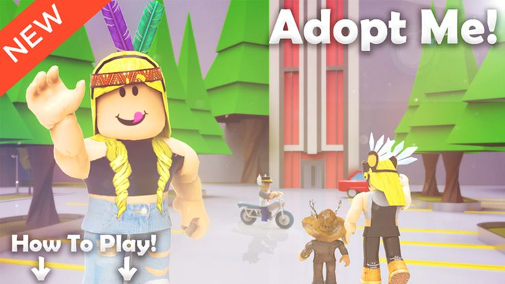 Adopt Me! [Mobile/Tablet] - Roblox