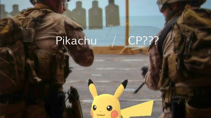 Demam Pokemon Go - Pentagon Haramkan Menangkap Pikachu! Kenapa Ya?