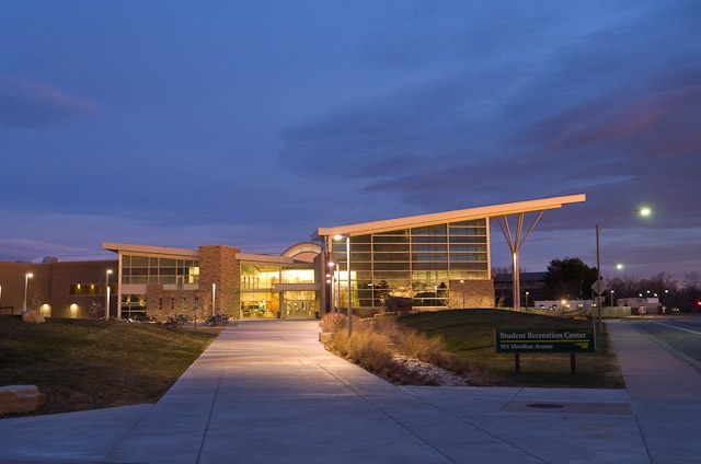 The Rec at Colorado State University by ColoradoStateUniversity, via Flickr