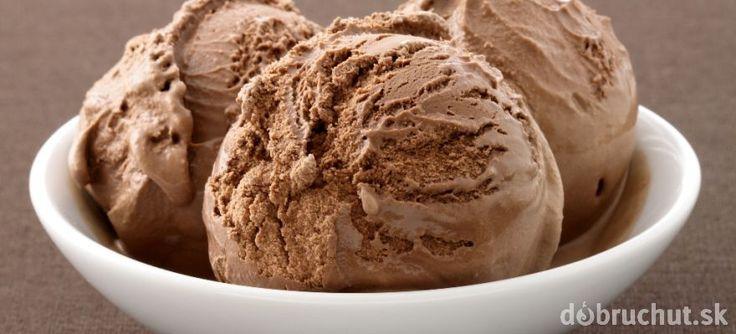 Kakaová domáca zmrzlina