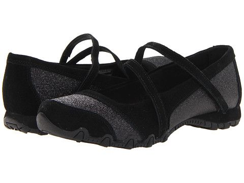 SKECHERS Bikers - Time Out Black - 6pm.com