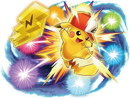 Revelados más detalles del evento del Pikachu de Ash - Centro Pokémon