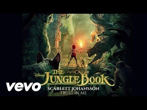 """The Jungle Book soundtrack featuring """"Trust In Me"""" is available now! http://smarturl.it/jbsa1 Amazon Music: http://smarturl.it/jbsama2 Google Play: http://sm..."""