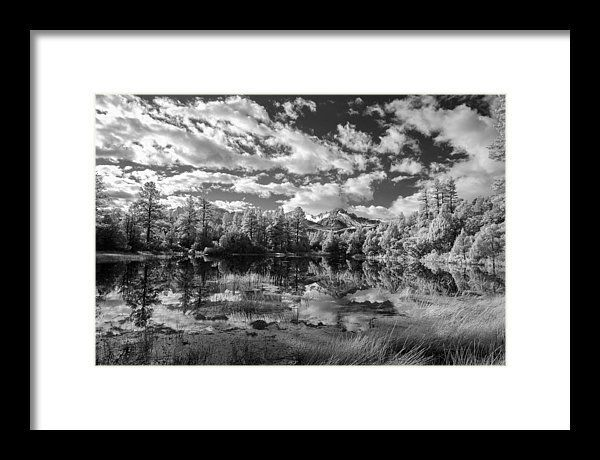 I came to look framed print by jon glaser
