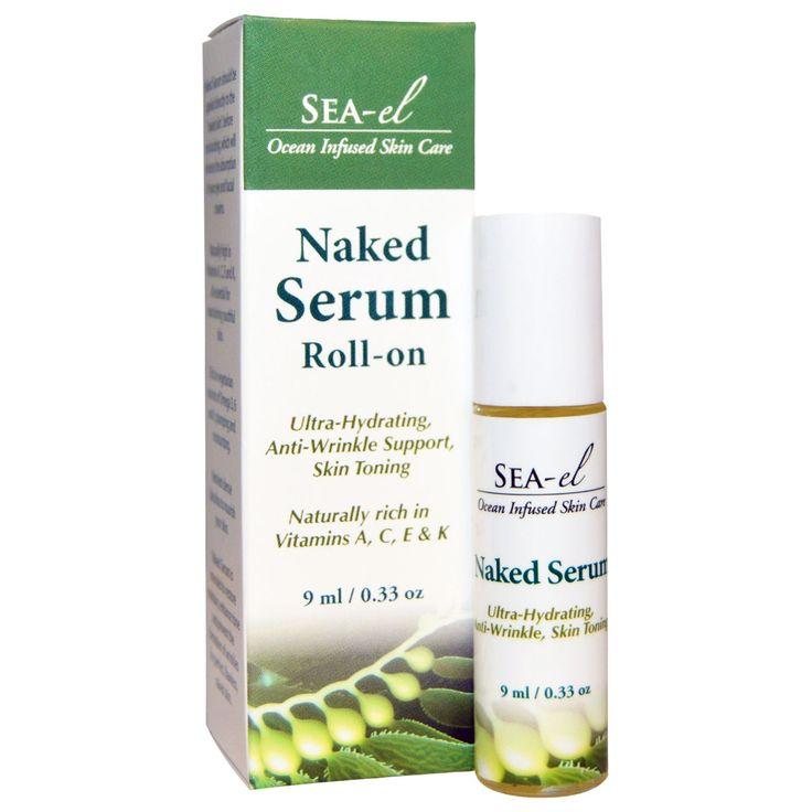 Sea el, Naked Serum Roll-on