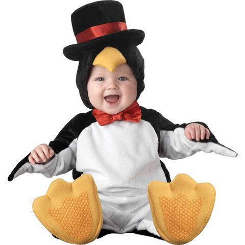 Baby Penguin Dress Up costume up to 2 years – Time to Dress Up