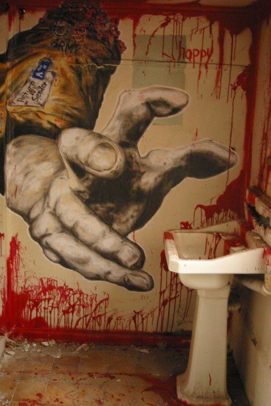 Melbourne street art #streetart jd