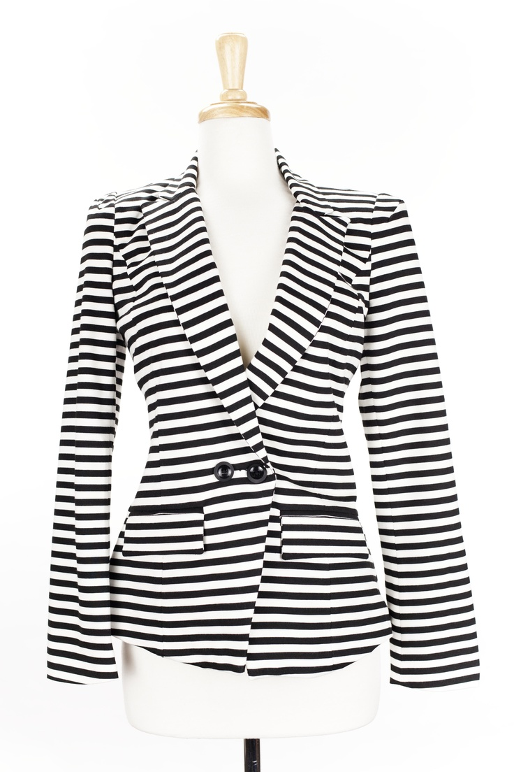 Dressing Your Truth - Type 4 Modern Art Blazer