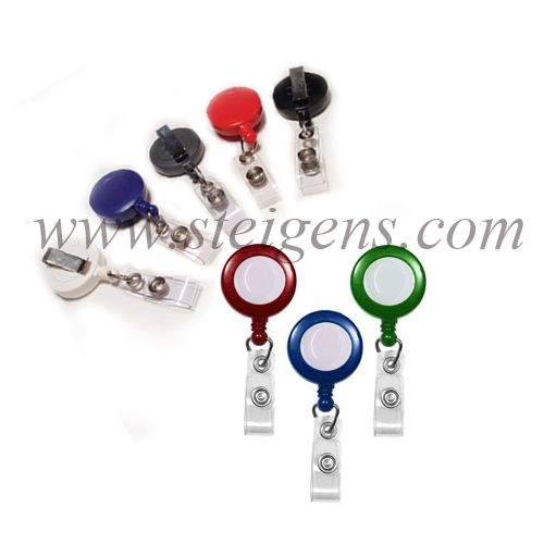 STEIGENS gives assortment of Badge Reels and Badge Clips for elegant look to the ID badge holder in Corporate Company. This mainstream recognizable proof reels to wear-with assorted tints as demonstrated by your badge and they can fasten to your waist band or belt or even a catch openings in shirt. These Badge Reels go with intense retractable strings that make it straightforward get to your cards and often utilized with no bother. For Corporate and Promotional Gifts these recognizable…