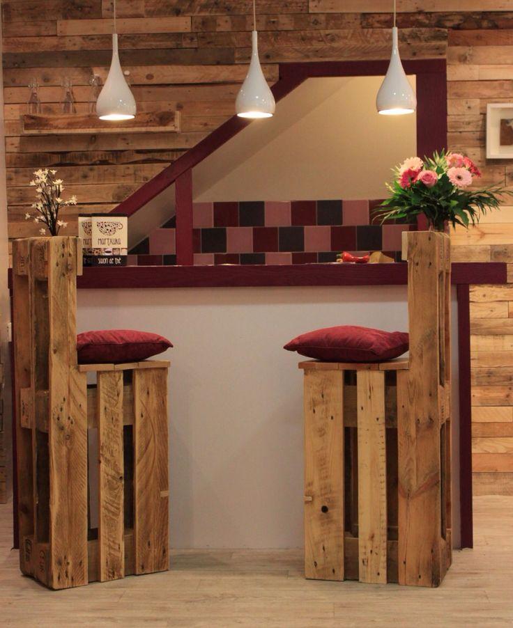 pin von tina o auf machen pinterest paletten hocker paletten ideen und palettenm bel. Black Bedroom Furniture Sets. Home Design Ideas