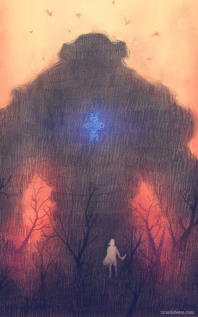 Shadow of the Colossus: Ricardo Bessa