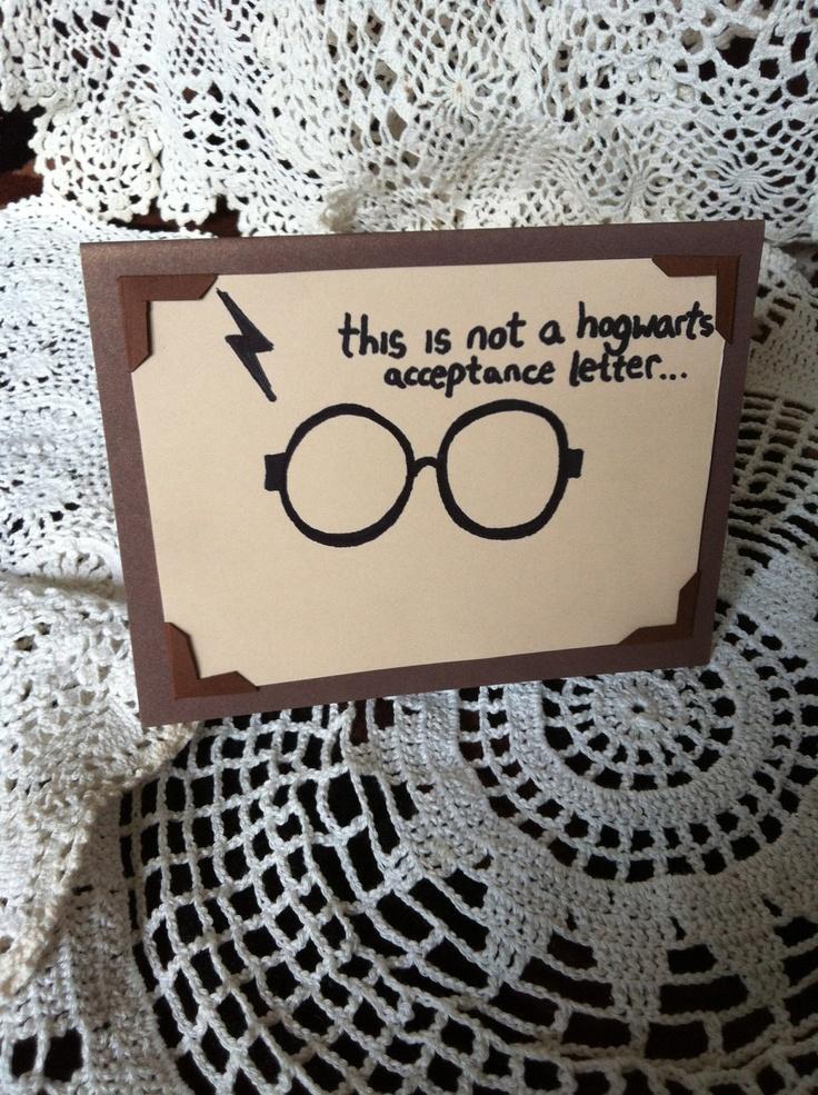 19 best Harry Potter Birthday card for Ava images on Pinterest
