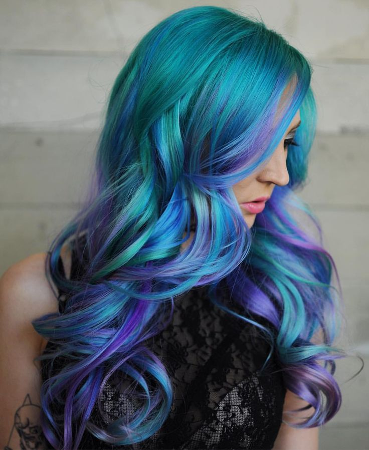 """Pulp Riot Hair Color on Instagram: """"This is Pulp Riot... By @xostylistxo"""""""