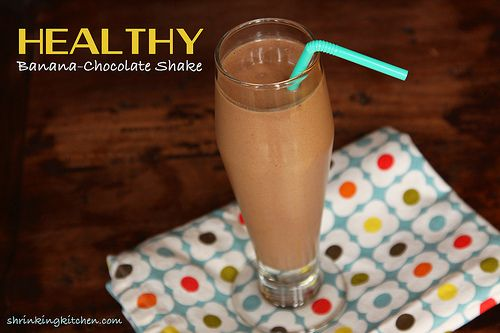 I saw a version of this shake on Pinterest, toting that it was only 50 calories. Nonsense, said I. A banana has over 50 calories by itself! That image of the chocolatey-goodness stayed imprinted in my brain, and I had to give it a try on my own. I'm pretty sure this banana-chocolate shake will...Read More »